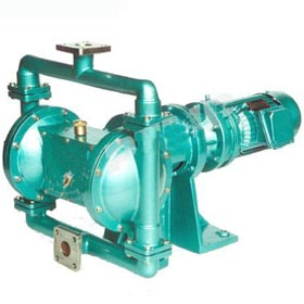 DBY2 OPERATED DOUBLE DIAPHRAGM PUMPS