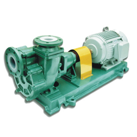 FZB Fluor Plastic Lining Self-Suction Pump