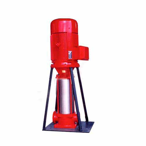 XDB-G Vertical fire pump