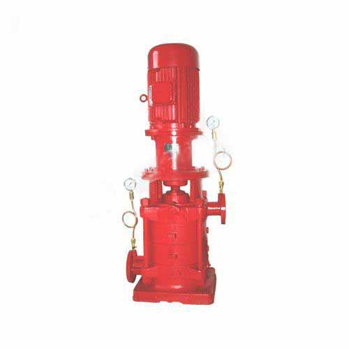 XBD-DL Vertical fire pump