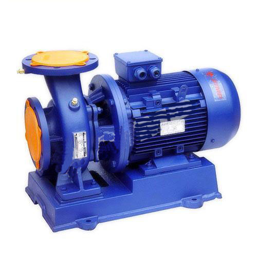 ISW for sleeping in centrifugal pump