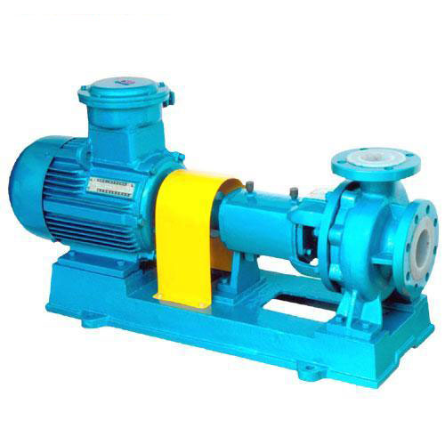 IHF Fluoroplastic Alloy Pumps