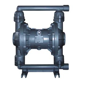 QBK air operated double diaphragm pumps